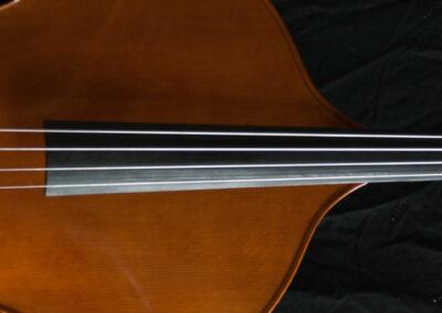 Double bass bij Marnix